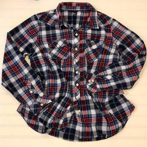 Torrid button down shirt 0